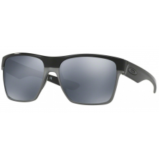 Oakley OO9350 01 TWOFACE XL POLISHED BLACK BLACK IRIDIUM POLARIZED napszemüveg