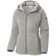 Columbia Canyon Bends FZ Hoodie Polár,softshell D (EL1011-p_125-Sea Salt)