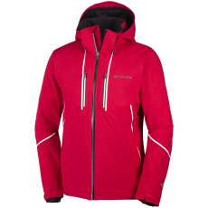 Columbia Millennium Blur Jacket Sí és snowboard kabát D (WM1153-p_613-Mountain Red)