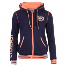 Everlast női kapucnis pulóver-Everlast Zip Hoody Ladies