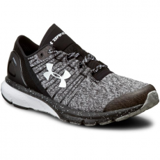 Under Armour Félcipő UNDER ARMOUR - Ua Charged Bandit 2 1273951-002 Blk/Blk/Wht