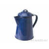 GSI outdoors COFFEE POT 6 CUP- BLUE