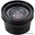 Fuji FujiFilm WCL-X70 széles látószögű kamera lencse konverter, fekete