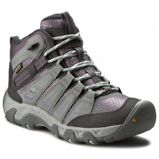 Keen Bakancs KEEN - Oakridge Mid 1015356 Gray/Shark