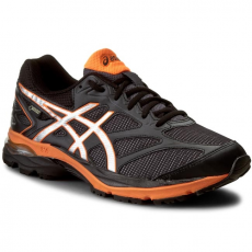 Asics Félcipő ASICS - Gel-Pulse 8 G-Tx T6E2N Black/Silver/Hot Orange 9093