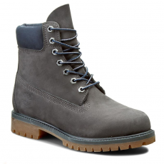 TIMBERLAND Bakancs TIMBERLAND - 6 In Premium Boot A17QF Gry