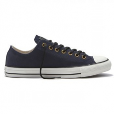 Converse Chuck Taylor All Star Ox Leather férfi tornacipő, Obsidian/Egret, 42.5 (153812C-467-9)