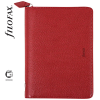 Goss Filofax Pennybridge Pocket, Piros