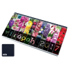REALSYSTEM Virágok, képes fekvő asztali naptár RS7981, Kék