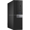 Dell Optiplex 3040 Small Form Factor | Core i3-6100 3,7|12GB|500GB SSD|0GB HDD|Intel HD 530|W8|3év