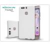 Huawei P9 Plus hátlap képernyővédő fóliával - Nillkin Frosted Shield - fehér tok és táska