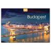 Falinaptár Budapest 46×34 cm 2017.évi KRENN