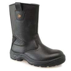 Dunlop férfi munkavédelmi csizma - Safety Rigger - Dunlop Safety Rigger Safety Boots Mens