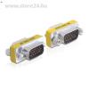 DELOCK adapter VGA (M-M)