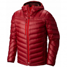 Mountain Hardwear Stretchdown RS Hooded Jacket Túrakabát,outdoor kabát D (1676901-p_611-Smolder Red)