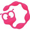 Fun Factory Hangya alakú pink anál izgató füzér - flexibilis