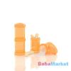 Twistshake tápszeradagoló doboz 2x100ml narancs