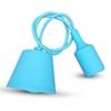 - E27-es függeszték (minimal lámpatest) - világoskék