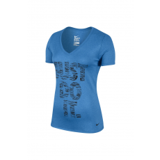 Nike Legend Print V-Neck