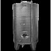 Zottel Tároló hűtőbordás INOX tartály 3300 l