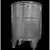Zottel Nyitott bortartály hűtőpordával 2450 l