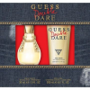 Guess Double Dare Gift Set (30 ml EDT, 200 ml Testápoló) nõi