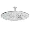 Tres Esőztető fejzuhany mennyezeti zuhanykarral, kerek, 450 mm 29943204