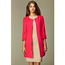 nife Kabát Model Z04 rózsaszín