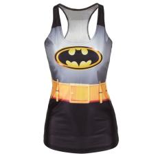 Batman mintás Hosszú Trikó