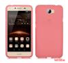 CELLECT Huawei Y6 II Compact/Y5 II vékony szilikon hátlap,Pink tok és táska