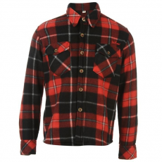 Lee Cooper gyerek ing - Check - Lee Cooper Long Sleeve Check Shirt Junior