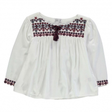 Heatons gyerek blúz - Embroidered - Heatons Embroidered Blouse Child Girls