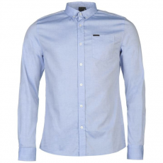 Firetrap férfi ing - Firetrap Blackseal Basic Oxford Shirt