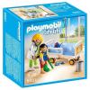 Playmobil Megvizsgál a doktornéni (6661)
