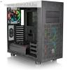 Thermaltake Core X31 Riing RGB Edition táp nélküli ATX számítógép ház fekete