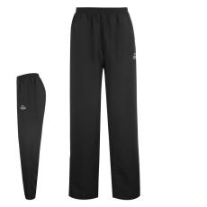 Lonsdale Open Hem Woven férfi nadrág fekete 3XL
