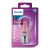 Philips Consumer LEDClassic bulb 6-60W A60 E27 827 CL ND