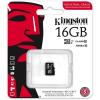 Kingston 16GB Indrustrial Temp Class 10 UHS-I microSDHC memóriakártya Single Pack