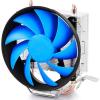 Deepcool CPU Cooler - GAMMAXX 200T (17,8-26,1dB, max. 92,17 m3/h, 3pin csatlakozó, 2 db heatpipe, 12cm, PWM)