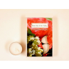 Rózsa-gyöngyvirág illatú teamécses, 6 db-os