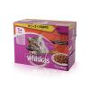 Whiskas alutasakos eledel húsos-zöldséges válogatás mártásban 12 x 100 g