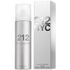 Carolina Herrera 212 spray dezodor (150 ml), női