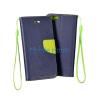 LG K4/K130 Fancy Könyvtok - Kék
