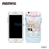 Apple iPhone 6/6s REMAX Embossed painted TPU - RM-004
