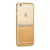 Apple iPhone 6 Plus HOCO Black Series Horizontal TPU - Arany
