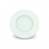 3W LED Premium Panel Beépíthető - kör alakú 6400K - 6294