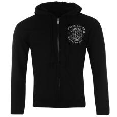 Official Pierce The Veil férfi kapucnis cipzáras pulóver fekete L