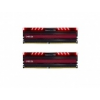 Team Group Delta Series Red LED, DDR4-3000, CL16 - 32 GB Kit (2X16GB) /TDTRD432G3000HC16CDC01/