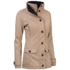 Woox Softshell kabát Woox Ovis Concha Twig Chica női