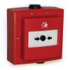 INIM IMT-IC0010E Visszaállíth. hagyományos kézi jelzésadó vízálló (IP67), piros.